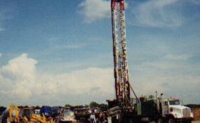 Kansas Gas Wells