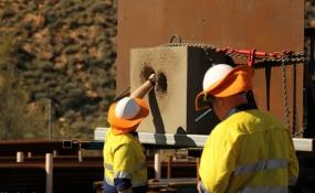 Borehole Miner Testing