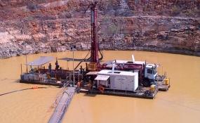 Borehole Mining Access