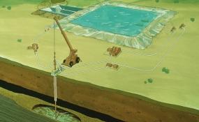 Borehole Mining History