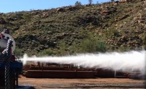 Borehole Mining Jet