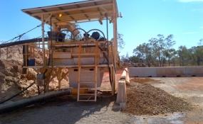Borehole Mining Shaker