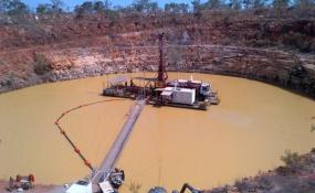 Kimberlite Mining