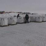 Kimberlite Bulk Sample in Canada