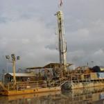 Suriname Oilsands Coring