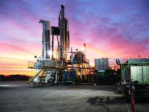 Oilsands SAGD Drilling